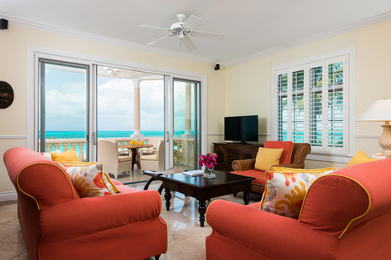 Atlantic Suite - Livingroom