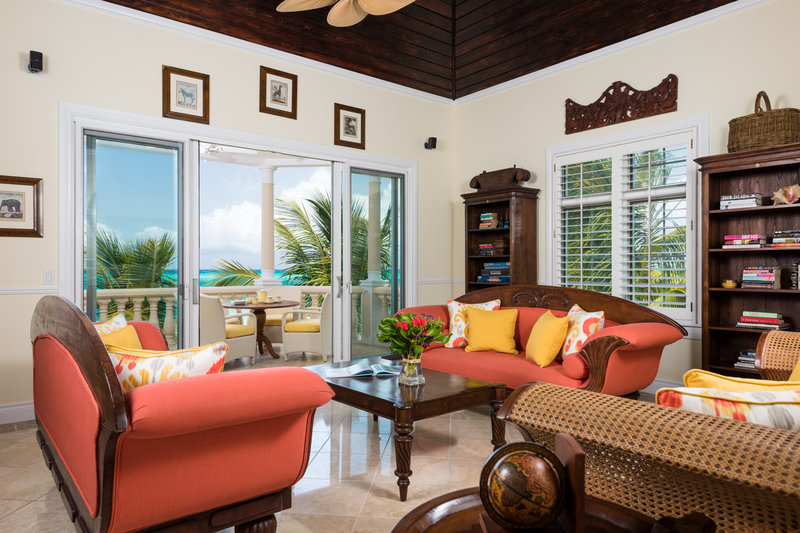 Cotton Cay Suite - Living Room