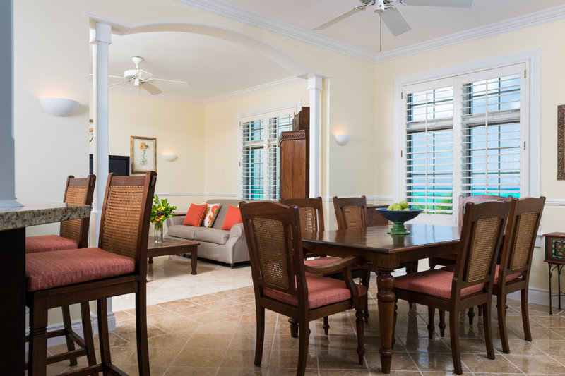 Cotton Cay Suite - Dining Room