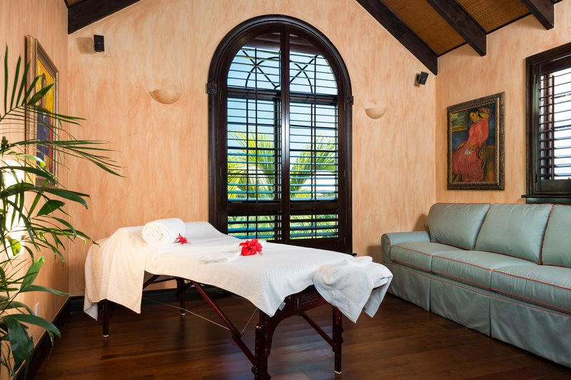 Nonsuch Penthouse-Massage Room