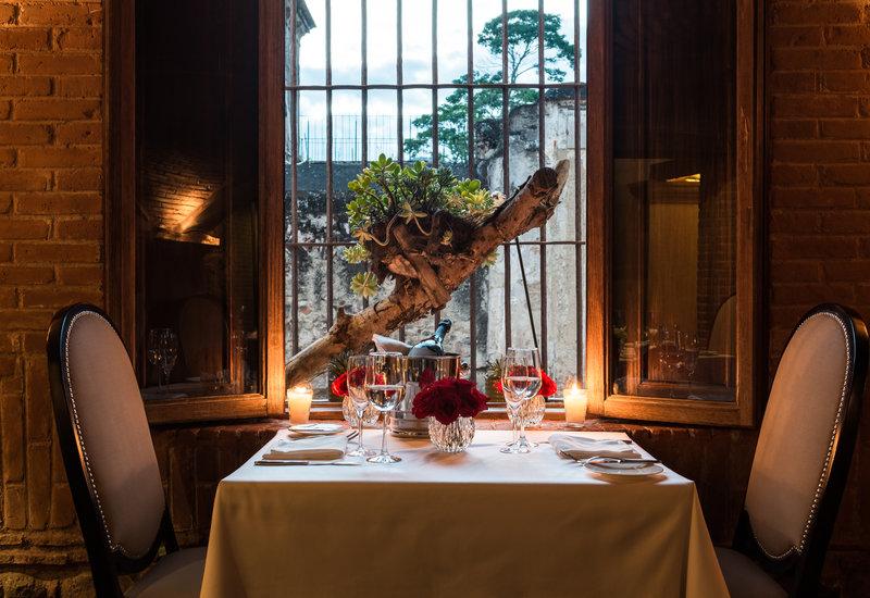 Romantic Dinner at El Convento Restaurant