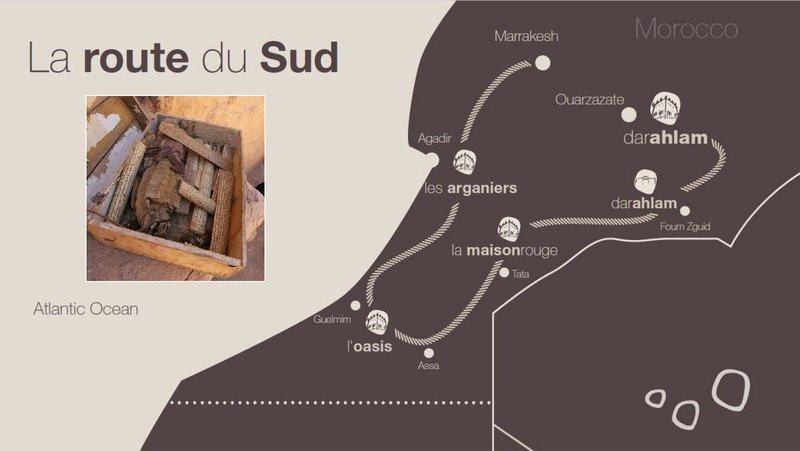 Route Du Sud