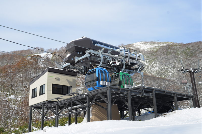 Upper Village Gondola Top Station