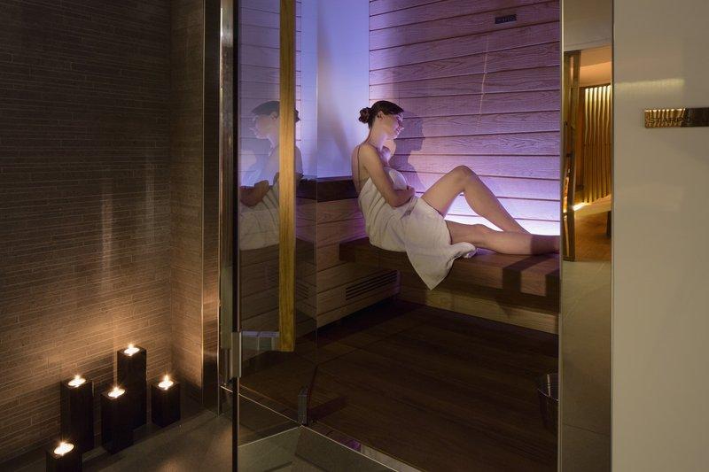 Wellness Area Sauna
