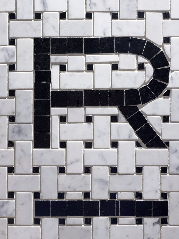 Refinery Bathroom Tile Decor