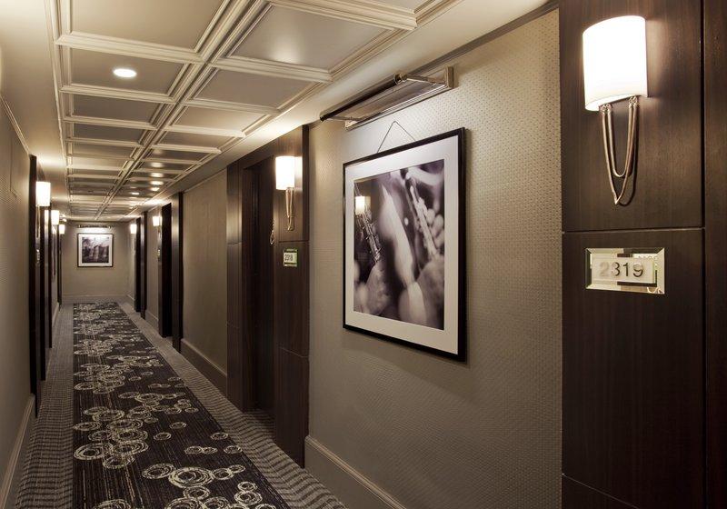 West House Corridor