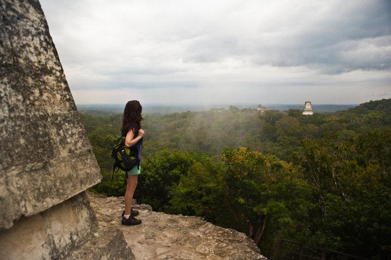 Tikal View