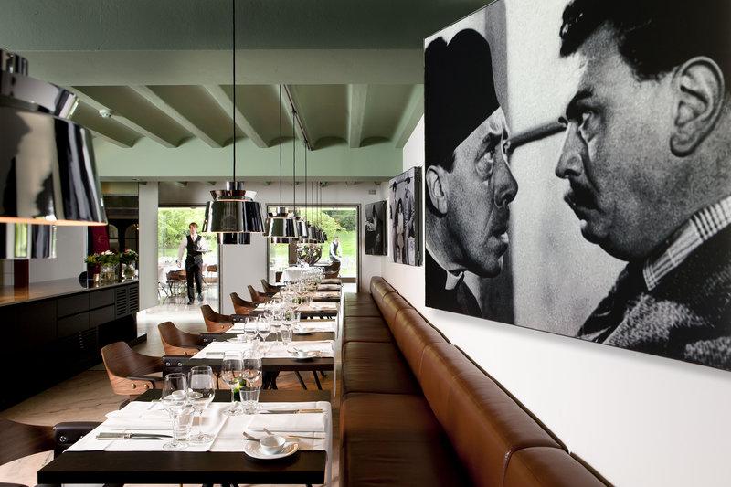 Famous Pirandello Restaurant