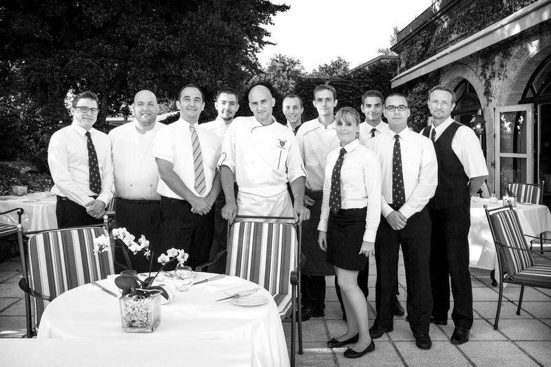 Gastronomic restaurant - The team