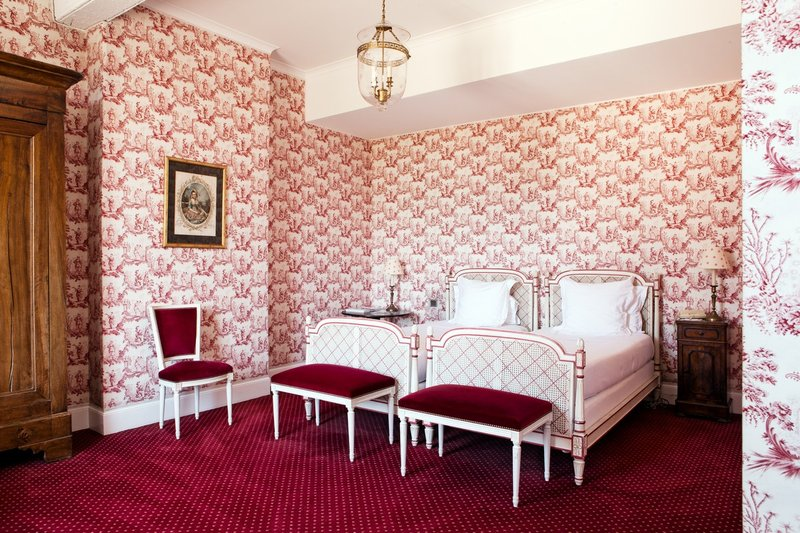 Deluxe Chateau room
