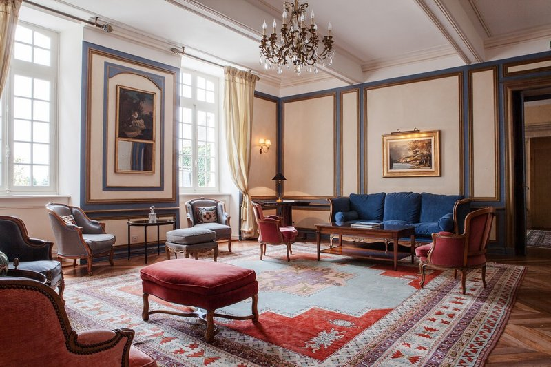 Living room Chateau
