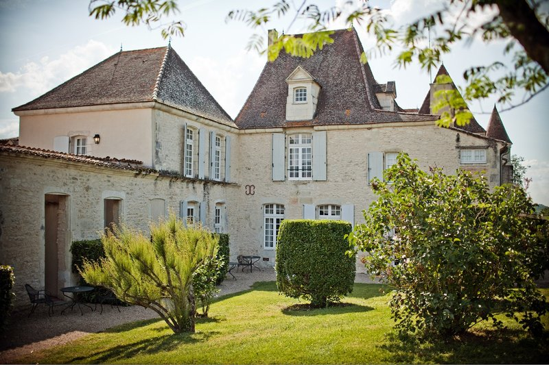 Exterior Château