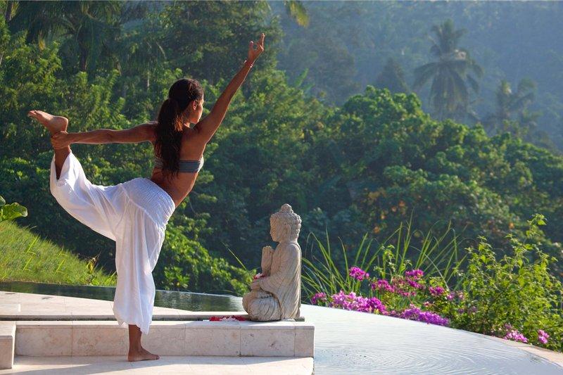 Lembah Spa Outdoor Yogaviceroy Bali