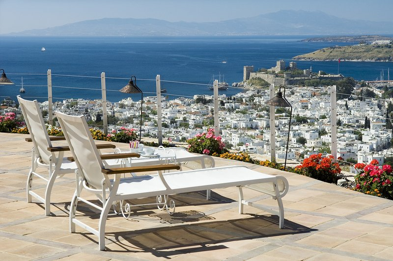 The Marmara Bodrum View
