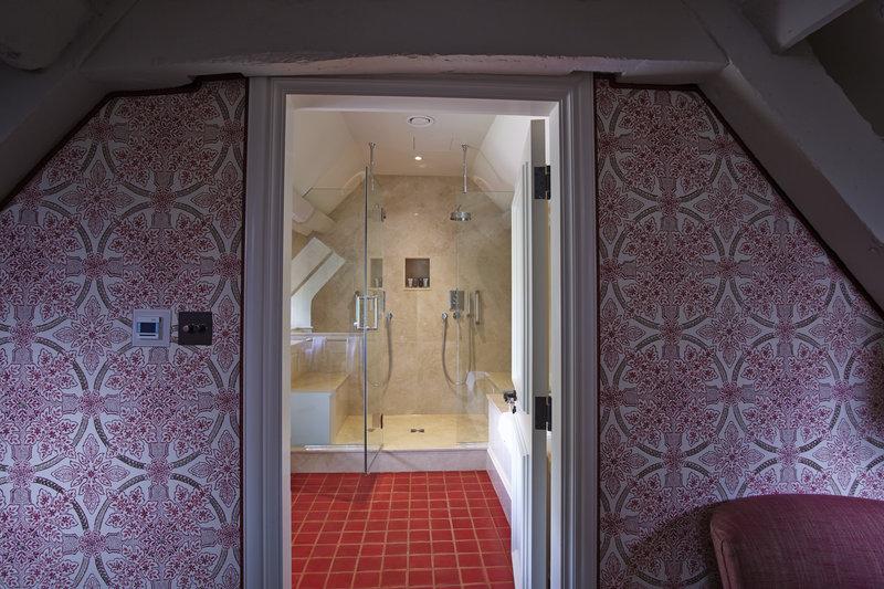 The Attic bathroom