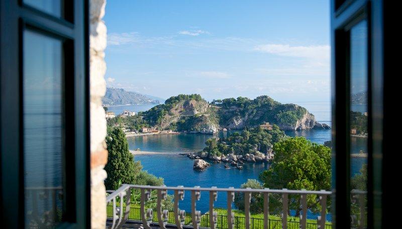 Villa al Mare Taormina - View