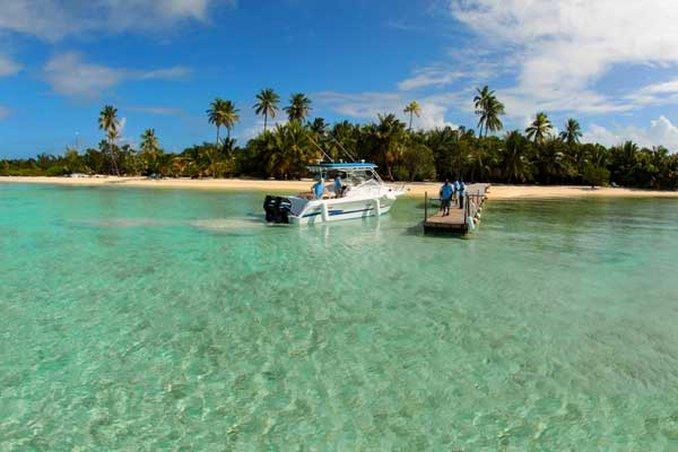 Sea And Boat