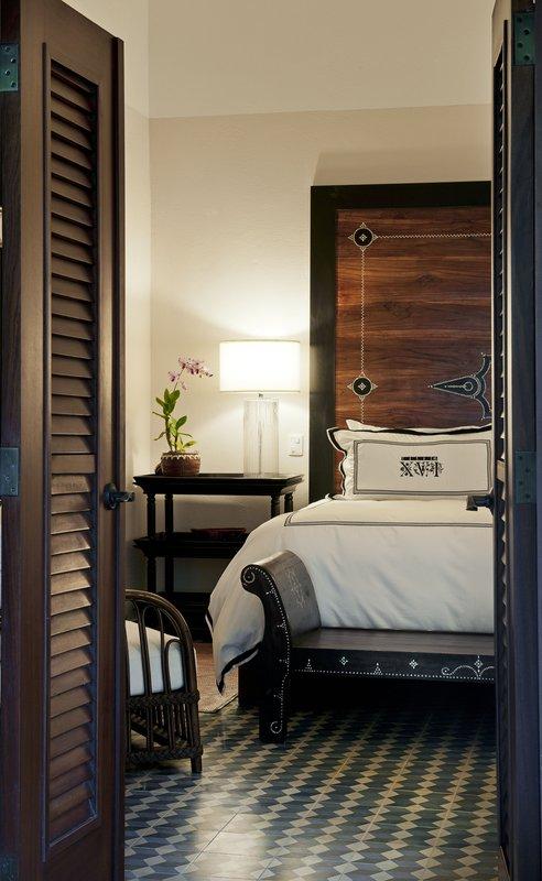 Luxury Room Mapas