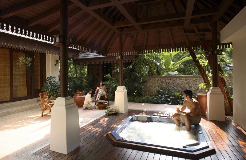 Belian Treatment Pavilion
