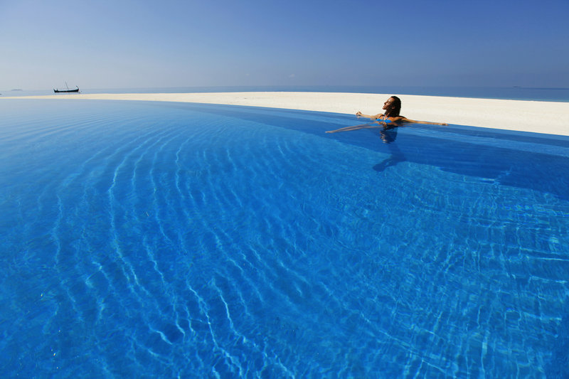 Offers ultimate relaxation