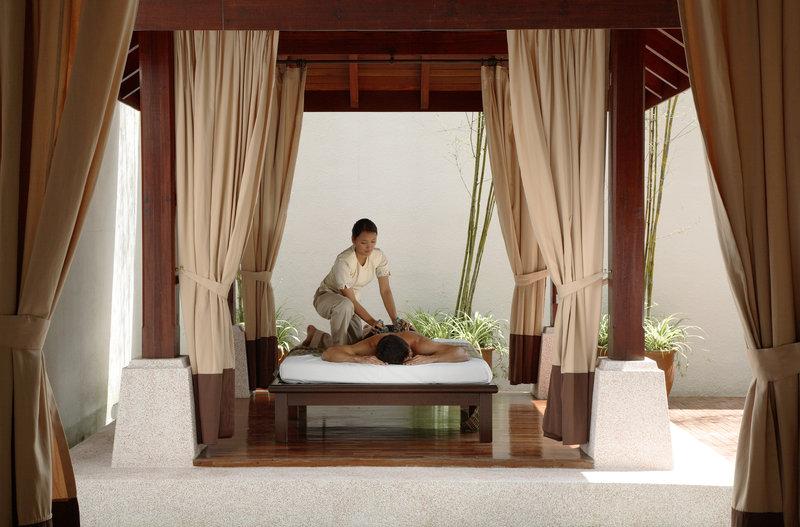 Tungku Batu Massage