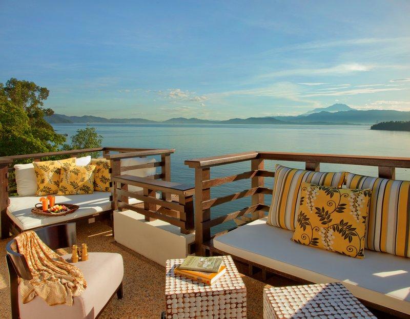 Villa's Balcony
