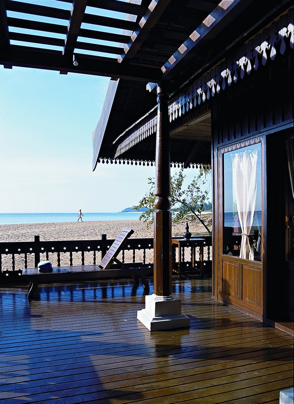 Anjung Suite Balcony