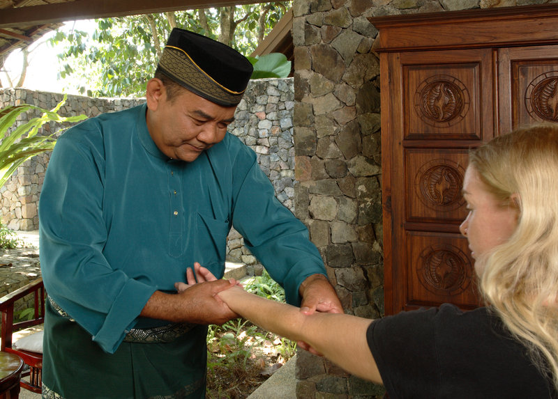 Malay Treatment Healer