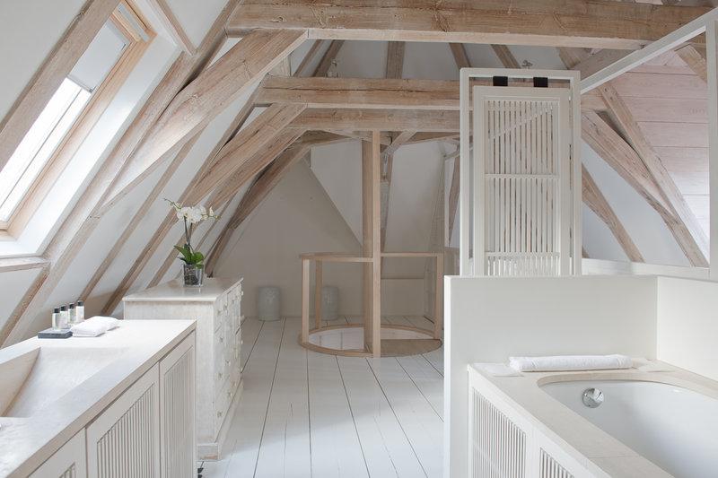 Luxury Duplex room