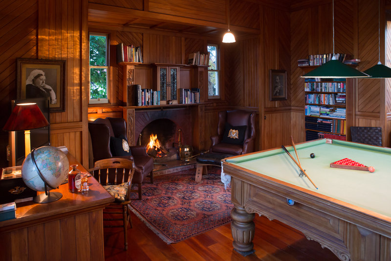 Greenhill Billiards Room