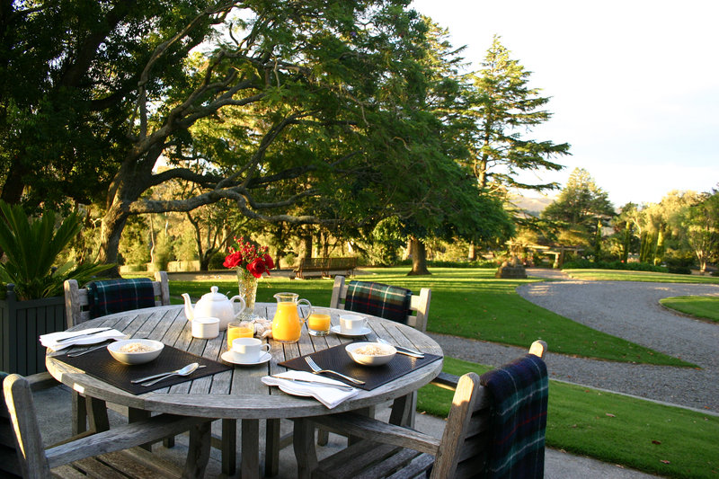 Breakfast at Greenhill Lodge