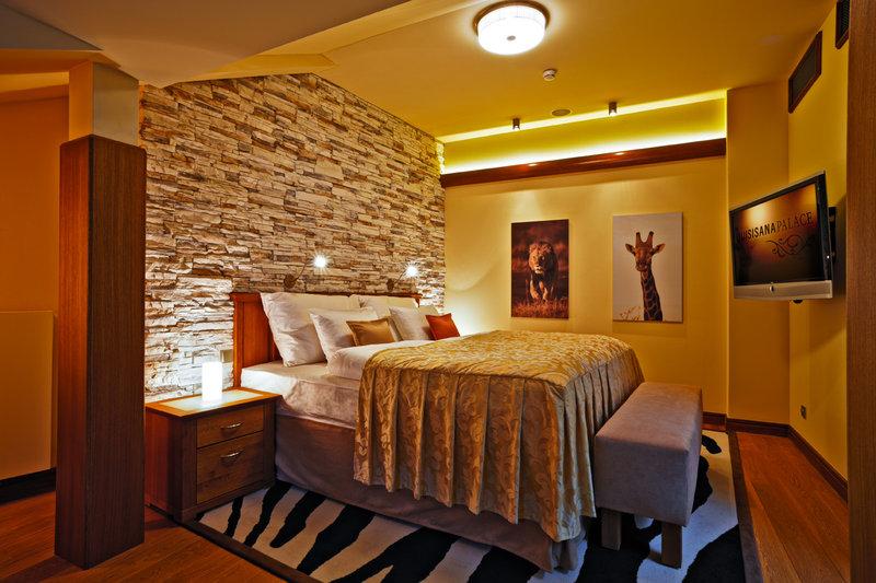 Safari Suite Bedroom