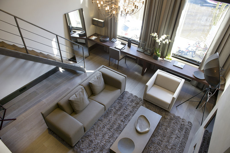 Luxury Suite Canal View