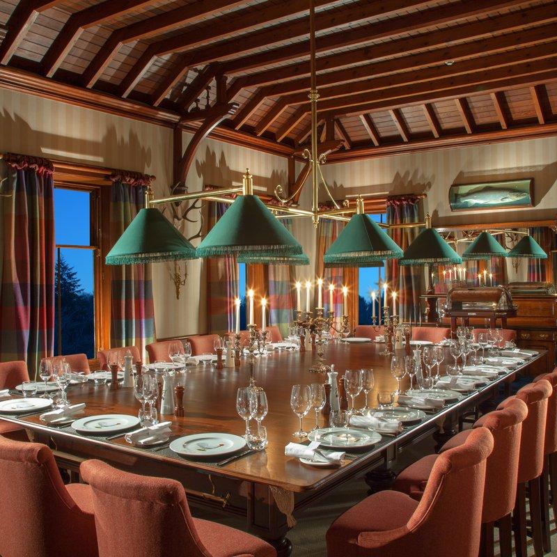 Billiard Room Private Dining