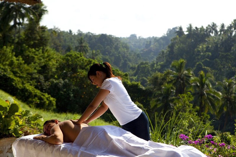 Rejuvenating Spa Treatment