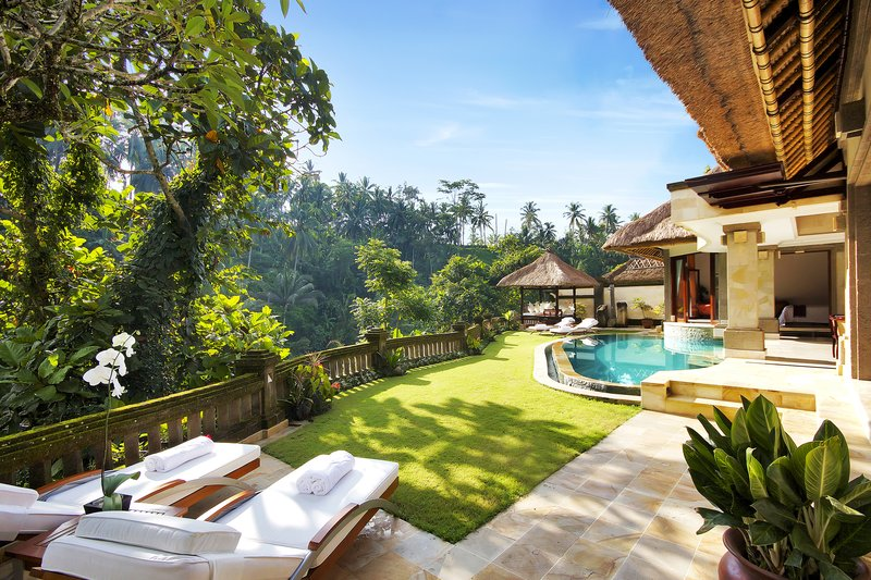 Viceroy Villa View