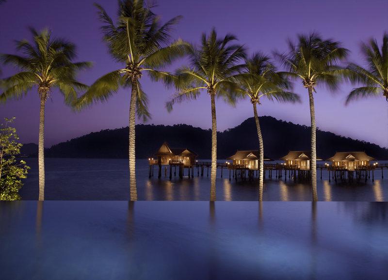 An idyllic retreat on its own tropical island