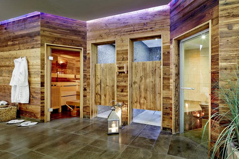 Erlenreich Relax & SPA - Sauna Area