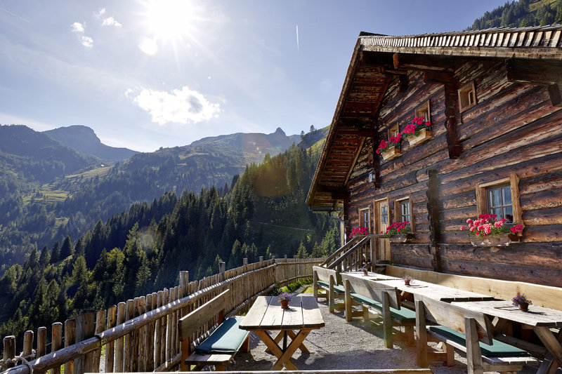 Mooslehen Alpine Lodge