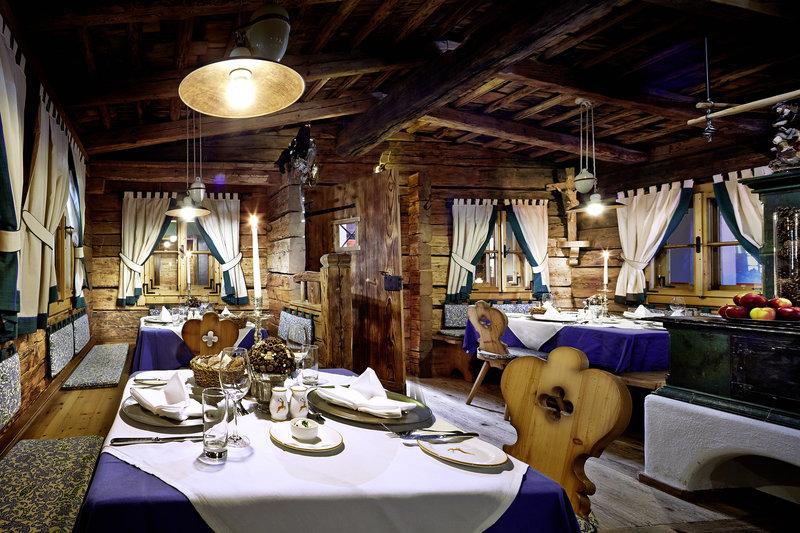 À la carte Restaurant Jagastub'n