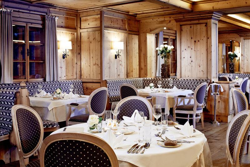 Alpine Style Restaurant