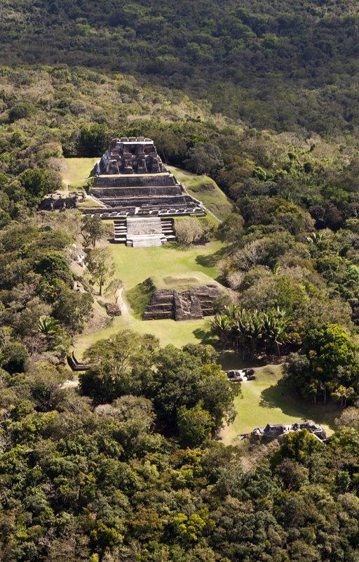 Xunantunich Maya City