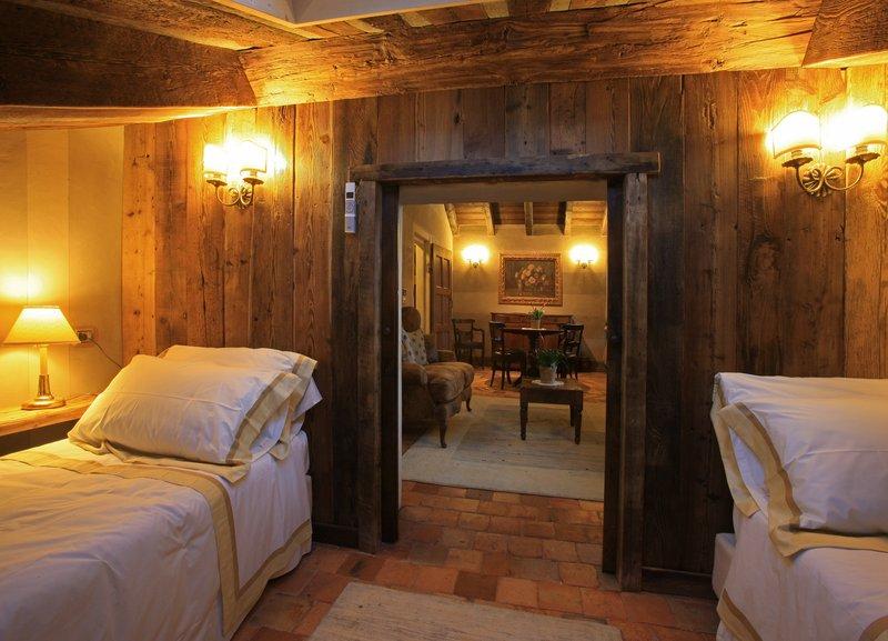 Suite Mont Blanc Bedroom