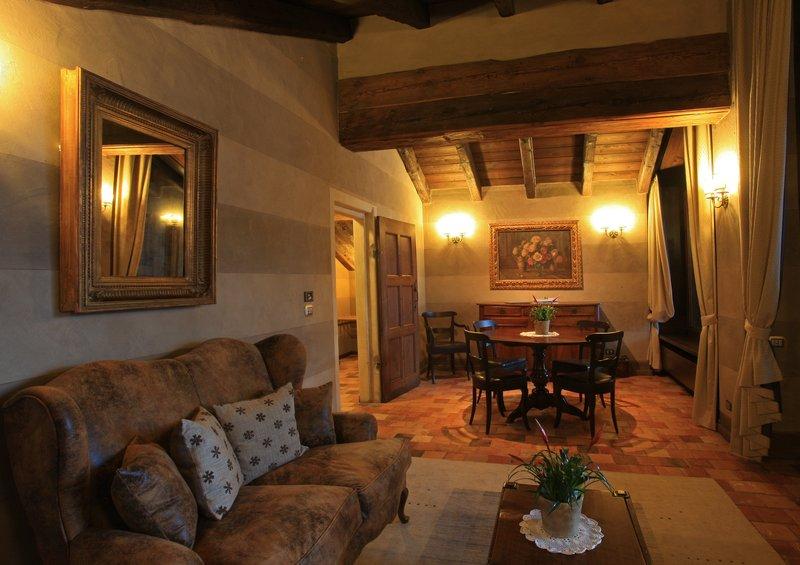 Suite Mont Blanc Lounge