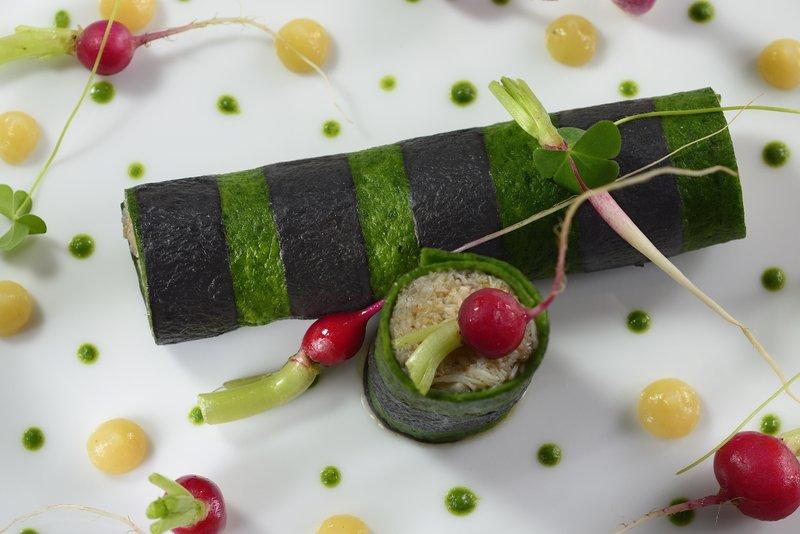 Restaurant Le Corot Dish