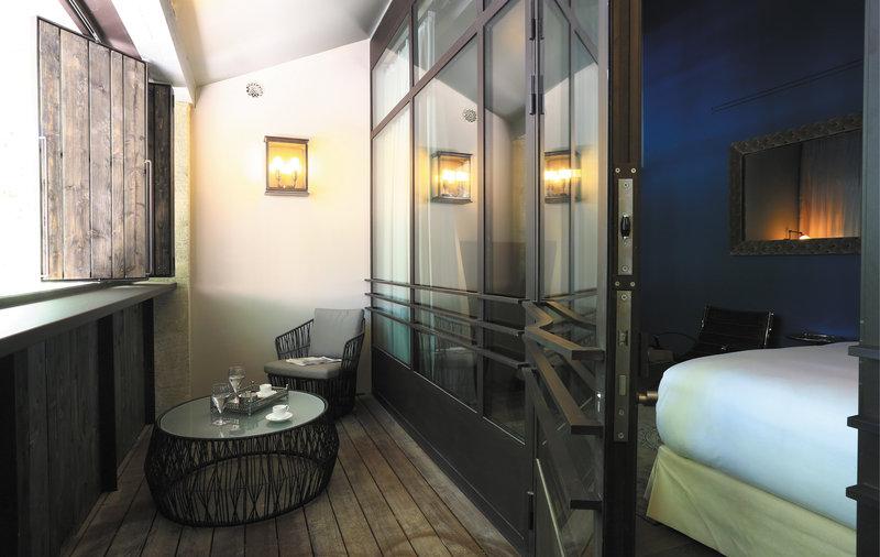 Deluxe Room Loggia