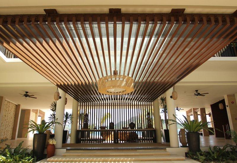Resort Center Lobby