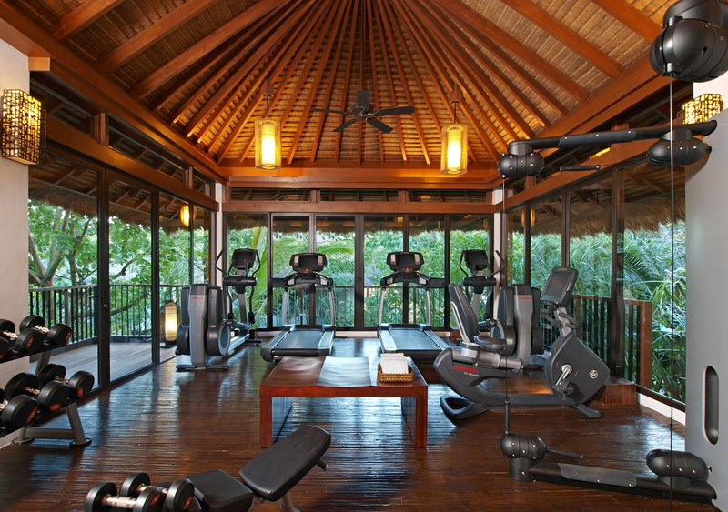 Stay in shape while enjoying your island vacation