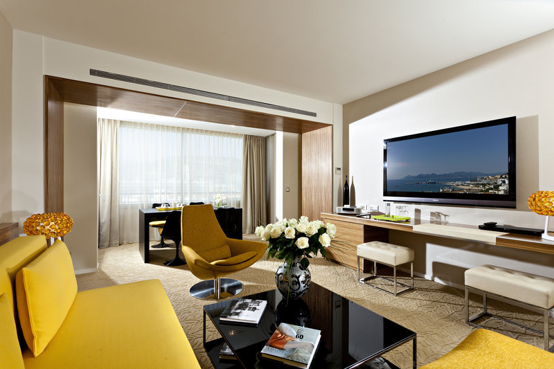 Suite Jacqueline's Lounge