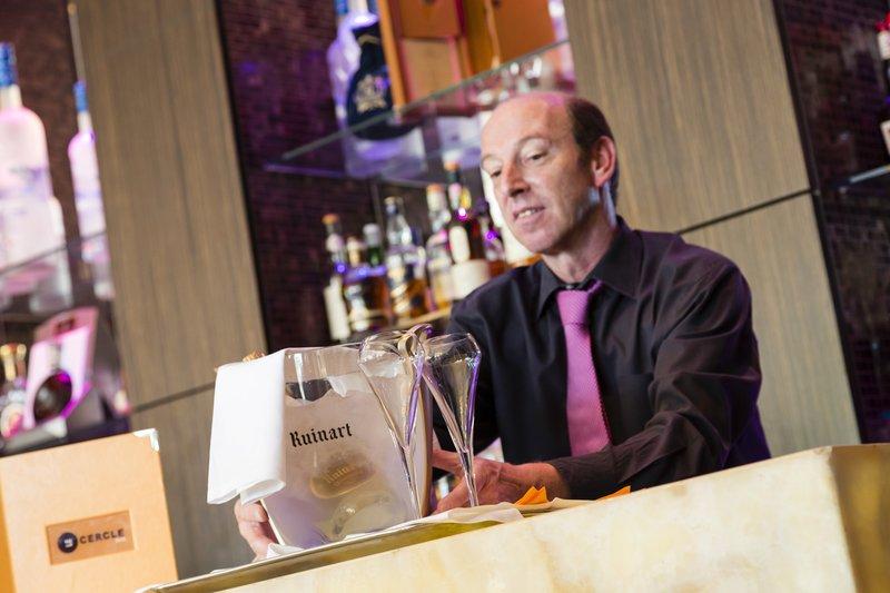 The Barman Alexandre
